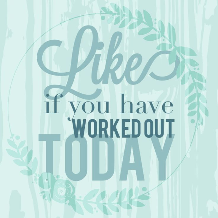 Happy Friday, friends! Check in as you get your workouts in - I know it can be easy to fall off track on the weekends but let's commit together to staying active so we feel great come Monday!  What's your workout today? Saturday?  Sunday?  :)