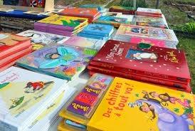 Gradation des livres - pour avoir des niveaux variés dans une classe équilibrée.