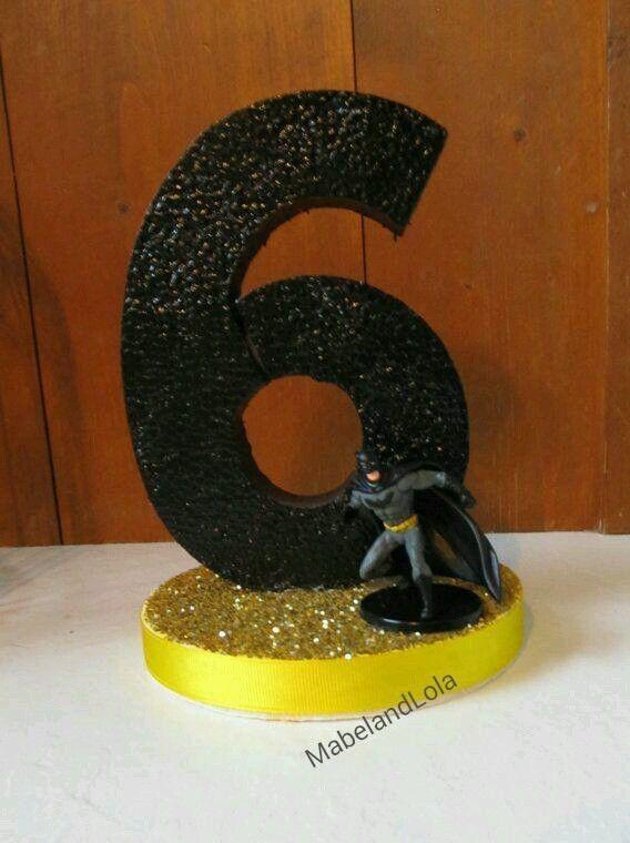 $8.50 Super hero themed wedding Table number centerpiece Decoration ANY number batman superman wonder woman joker