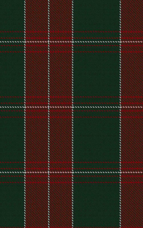 St. David's Welsh National Family Tartan