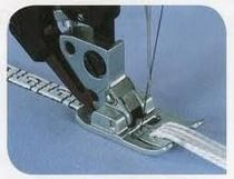 Show more information on Pfaff 7/9 Hole Cord Foot