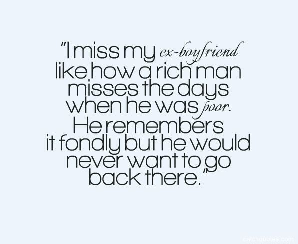 88 Best Images About Funny Quotes About EX Images On