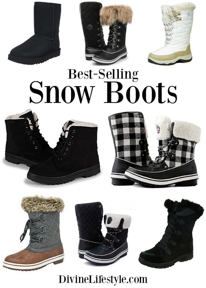 Best Fashion Snow Boots
