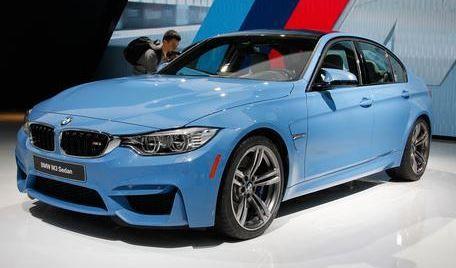 BMW Transitions to 2015 M3 In-Line Six Engine