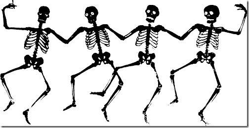"""""""dem bones dem bones..."""""""