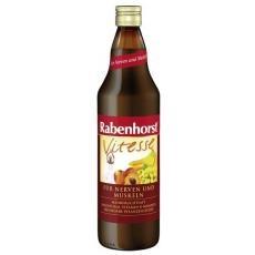 Suc Bio Rabenhorst Vitesse pentru Nervi si Muschi presat la rece cu Magneziu şi cele 8 vitamine ale Complexului B.