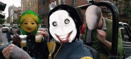 Aquí encontrarás Memes e imágenes graciosas de los Creepypastas Tambi… #detodo #De Todo #amreading #books #wattpad