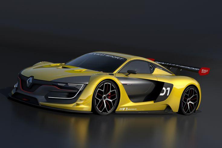 CARS - Renault Sport R.S. 01 : sous les traits de l'Alpine ! - http://lesvoitures.fr/renault-sport-r-s-01/