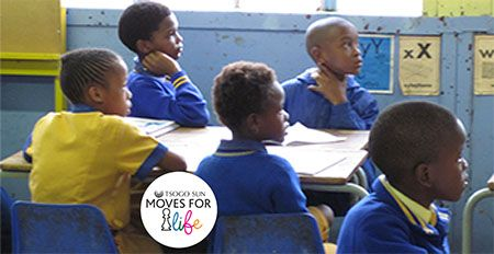 Chessboard by chessboard, pawn to king, Tsogo Sun Moves for Life is busy changing education in South Africa.