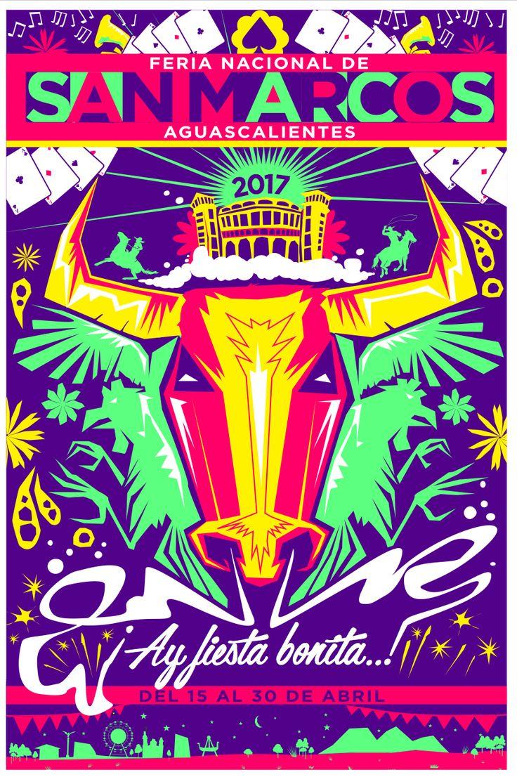 "Check out this @Behance project: ""Cartel_ Feria de San Marcos"" https://www.behance.net/gallery/47727655/Cartel_-Feria-de-San-Marcos"