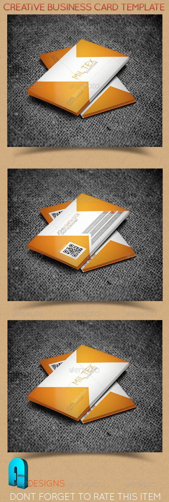 Creative Bussines Card Template