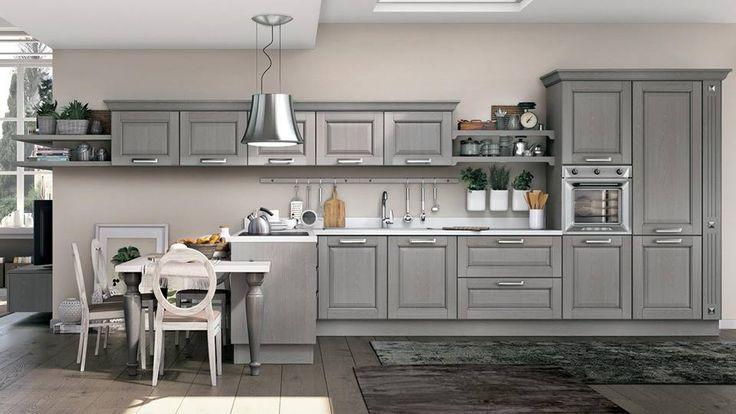 Vi piace lo stile country delle #cucine?  Accoglienti e calorose, le cucine country sono la soluzione ideale per chi ama un'ambiente cucina #allegro e #rilassante.   #stilecountry #classico #design