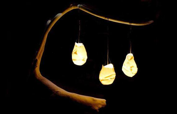 Nido lampada a sospensione in porcellana non di TerraInforme
