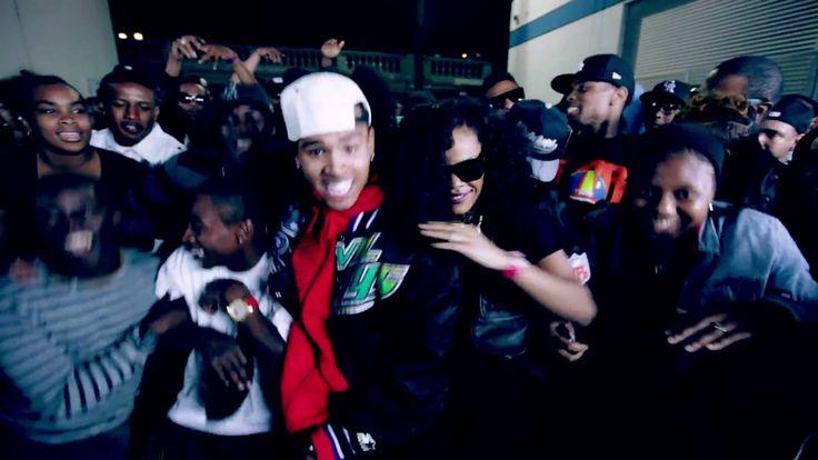 Chris Brown feat. Tyga - Holla At Me