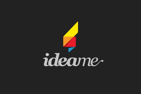 Ideame - Logotype & Visual Identity Design on the Pantone Canvas Gallery