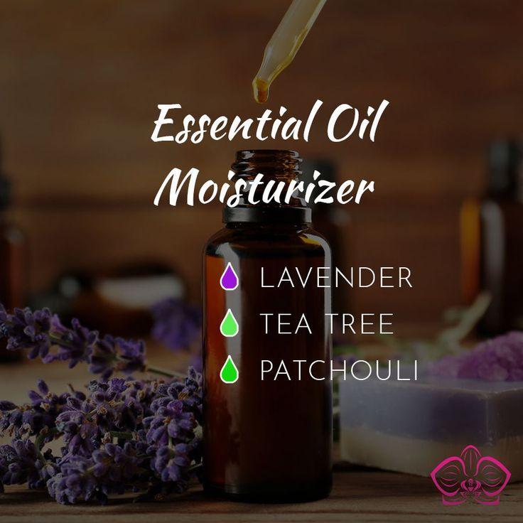 DIY Moisturizing Face Oil – Homemade Moisturizer with Essential Oils Recipe
