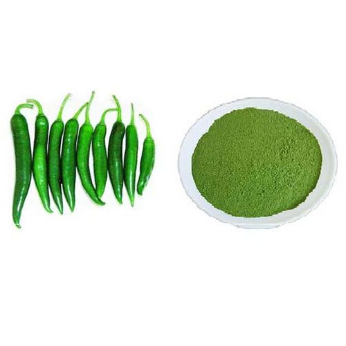 green-chili-powder #greenchilipowder #chilipowder #greenpowder