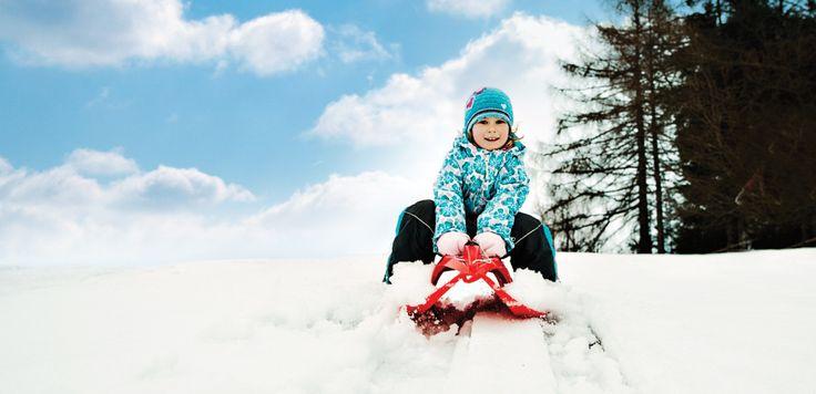 Two-seater sledge for the perfect time spent outdoors with the kids. Snow holidays well enjoyed. ❆ Tyto sáně nejenže vypadají jako Formule 1, ale mají i dostatek místa pro dva jezdce. Vezměte své děti na víkend na hory. Boby nebo sáně, oboje zaručuje skvělou zábavu daleko od počítače.