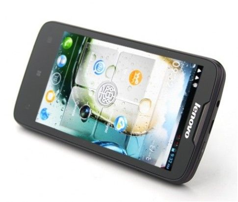 Lenovo Quad Core 3G Smart Phone with Android 4.1