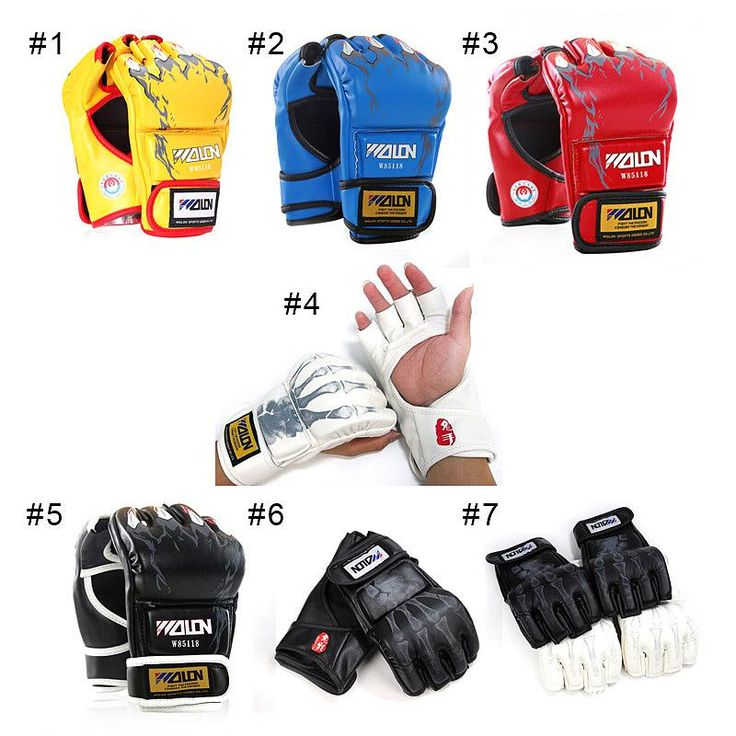 Wholesale cheap  online, protective gear   - Find best  new grappling mma gloves pu boxing punching pu gloves sanda fighting gloves ufc half finger gloves 2016 new arrival 2501014 at discount prices from Chinese protective gear supplier - szloop on DHgate.com.