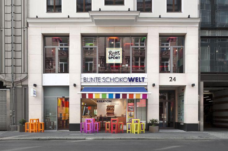 2010 - Eröffnung der Bunten SchokoWelt in Berlin