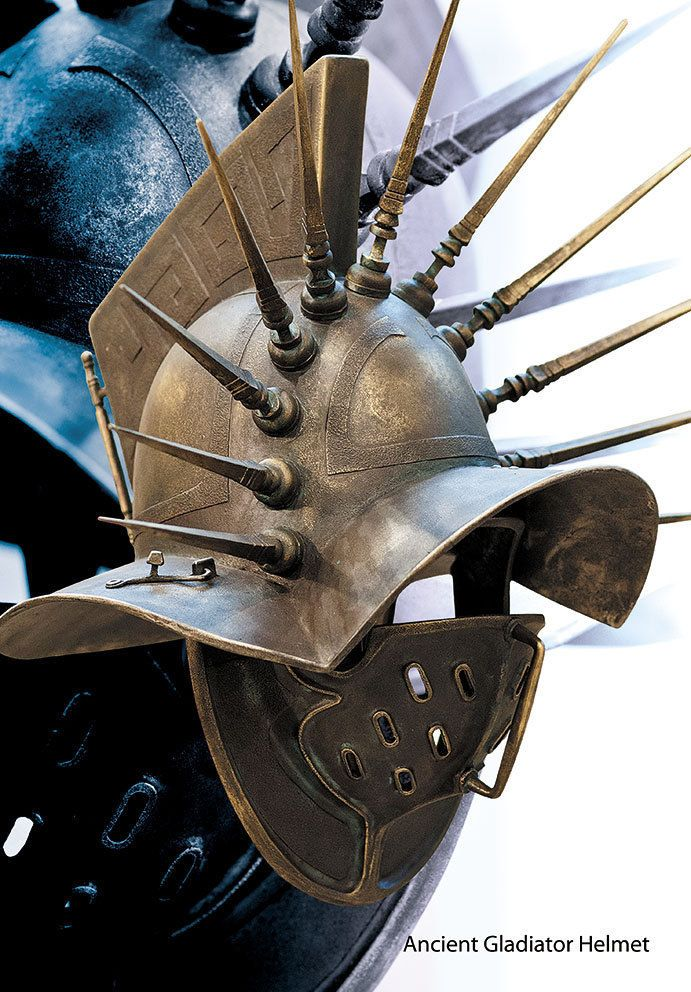 25 best ideas about gladiator helmet on pinterest for Armor decoration
