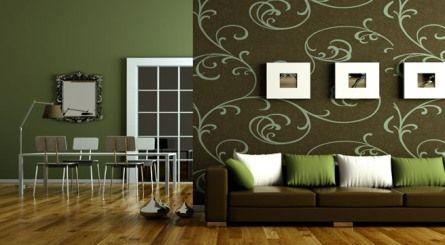 wallpaper paint combination ideas google search