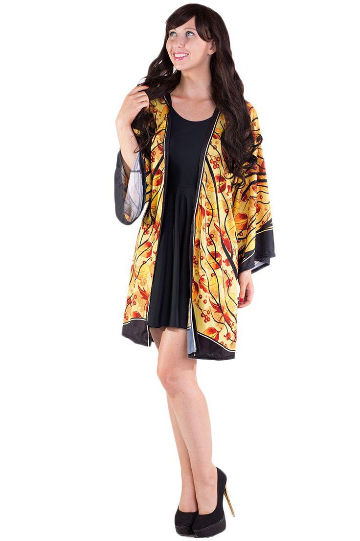 Autumn Kimono - $85 AUD