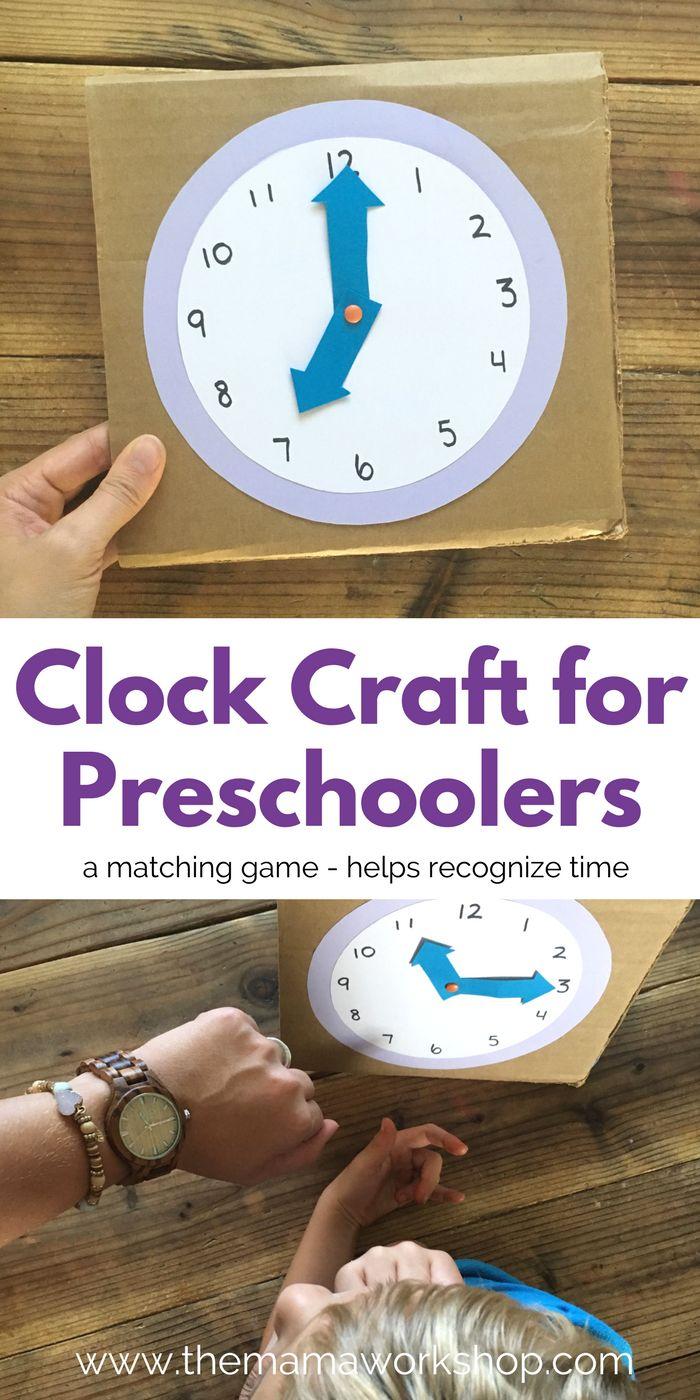 Top 25 best Clock craft ideas