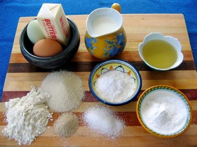 Functions of the ingredients-the science of baking