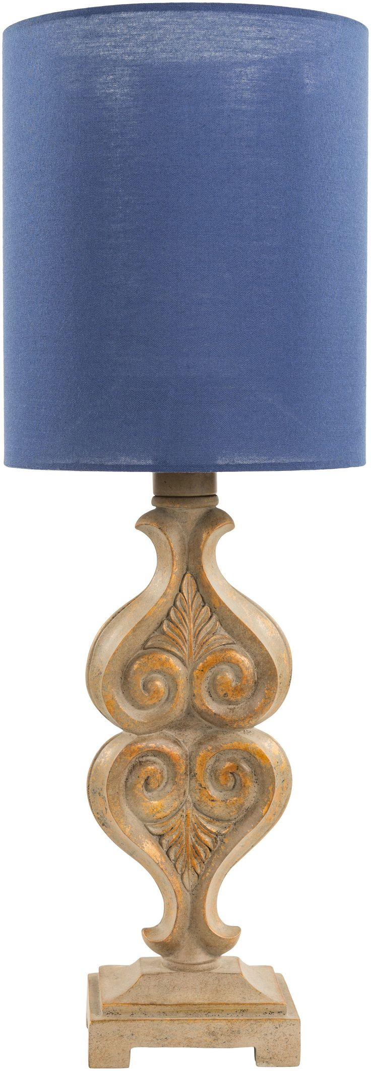 Outdoor table lamp - Surya Keanu Outdoor Table Lamp
