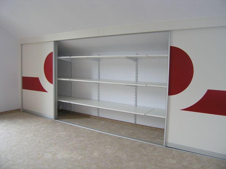 gleitt ren unter dachschr ge mit designelement 900 675 pixel einrichtung pinterest. Black Bedroom Furniture Sets. Home Design Ideas