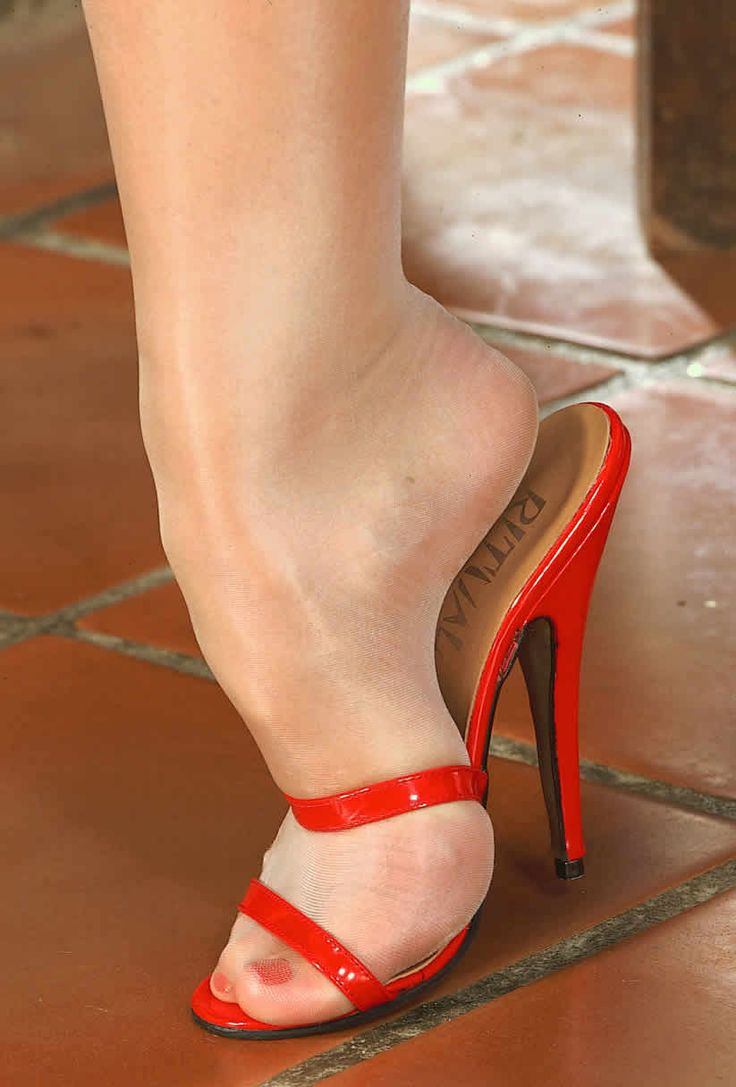 Necessary Sexy high heels and feet