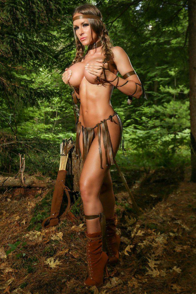 Fantasy Erotica Shakti The Warrior Woman