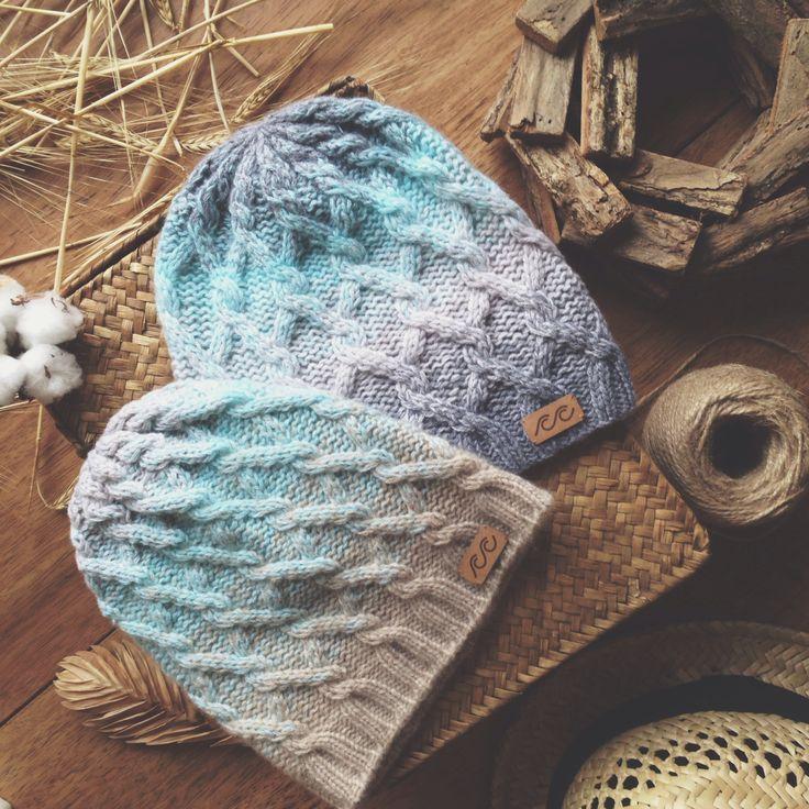 100% cashmere gradient hats ❤️❤️