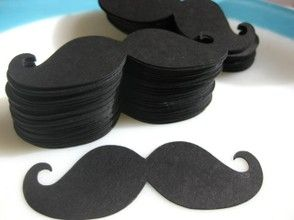 Mustache Party Decorations