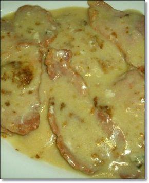 Cocinando entre Apuntes: LOMO EN SALSA DE PIMIENTA