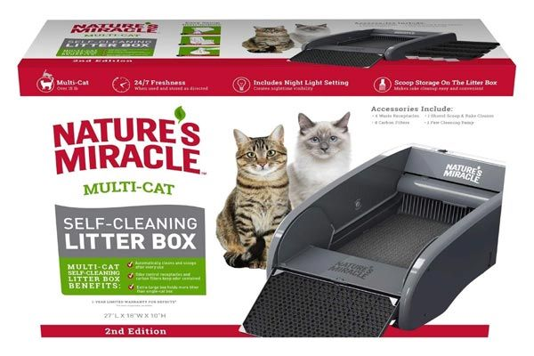 Everything You Need To Know About Litter Training Your Cat Or Kitten Traveling With Your Cat In 2020 Cleaning Litter Box Litter Box Self Cleaning Litter Box