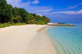 Maldiven, Lagune, Blauw, Paradijs