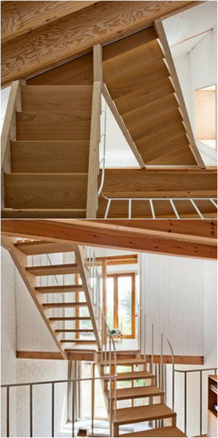 78 best binnendeuren en trappen images on pinterest - Renovatie houten trap ...