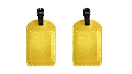 lustige gepäckanhänger 2 gepäckanhänger Set Crew gepäckanhänger Leder gep…  # Accessoires