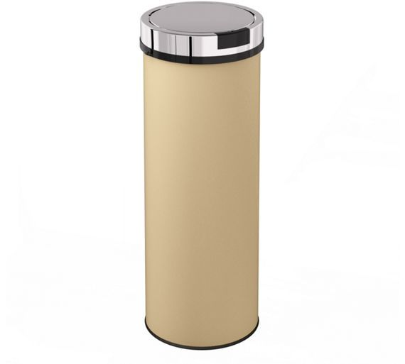 Buy Morphy Richards Accents 50L Round Sensor Bin - Cream at Argos.co.uk, visit Argos.co.uk to shop online for Kitchen bins, Kitchenware, Cooking, dining and kitchen equipment, Home and garden