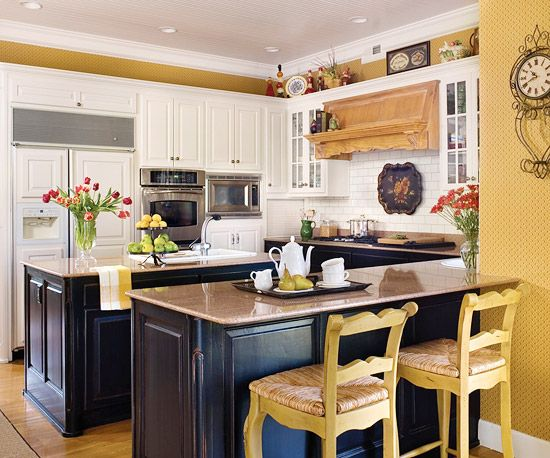 Country Kitchen Ideas