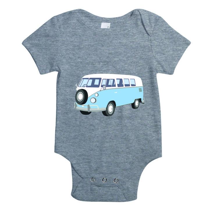 Baby rompertje - VW bus