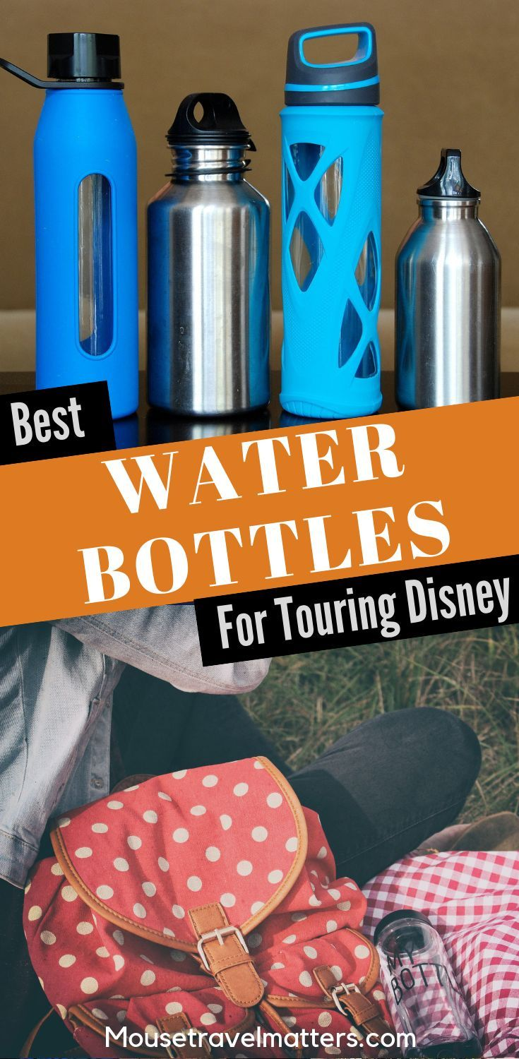Best Water Bottle 2020 Best water bottles to bring to Disney! Save money and hassle by