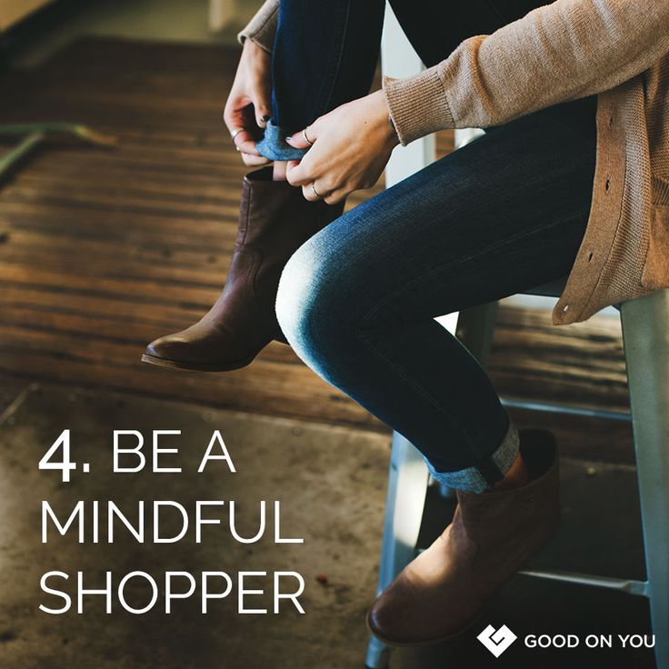 Ethical Wardrobe: Be a Mindful Shopper