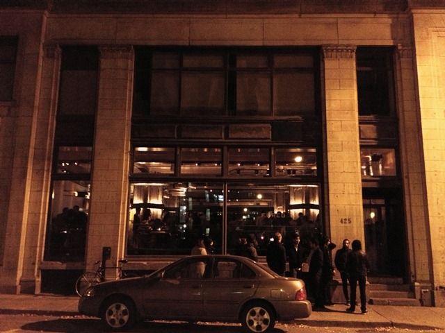 bar furco montreal. 425, Mayor, Montreal. mon-sat