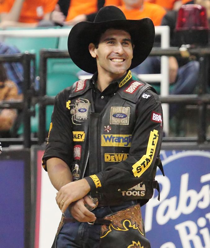 Congratulations Silvano Alves - PBR World Champion for the second year in a row!!