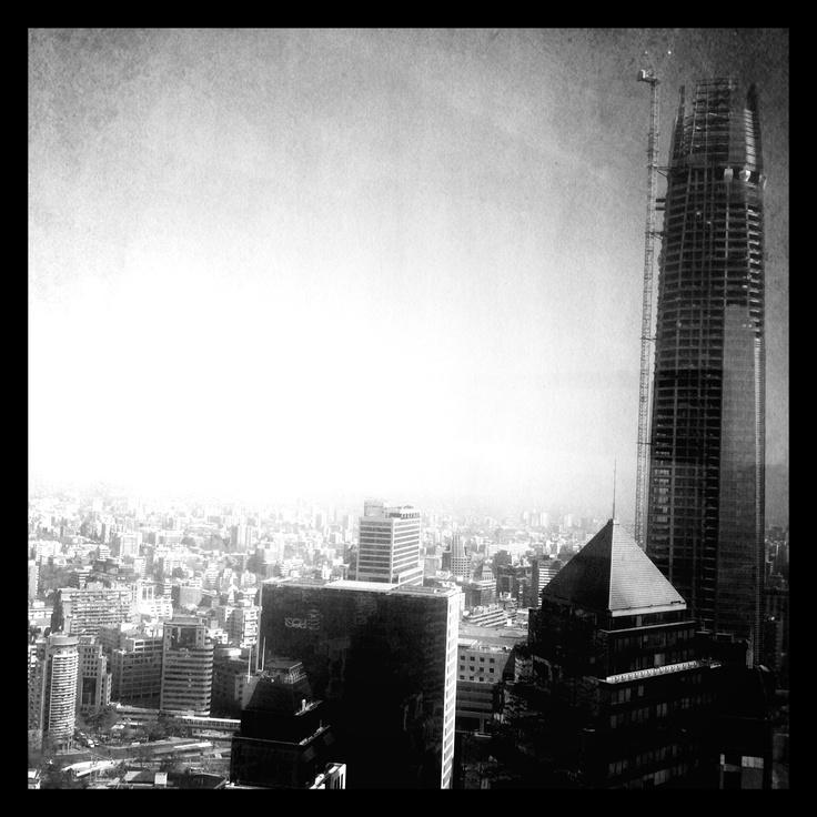 Vistas desde el Titanium