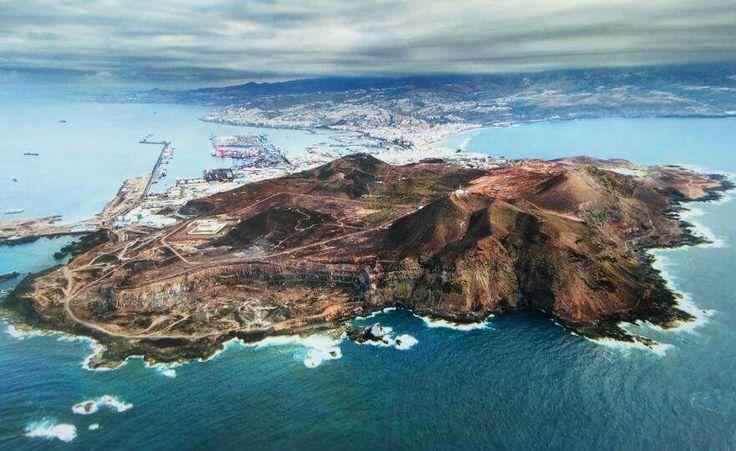 La Isleta, Las Palmas de Gran Canaria, Gran Canaria, Canary Islands, Spain.